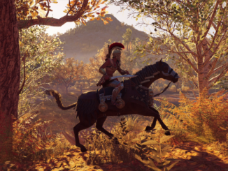 Assassin's Creed Odyssey Best Horse