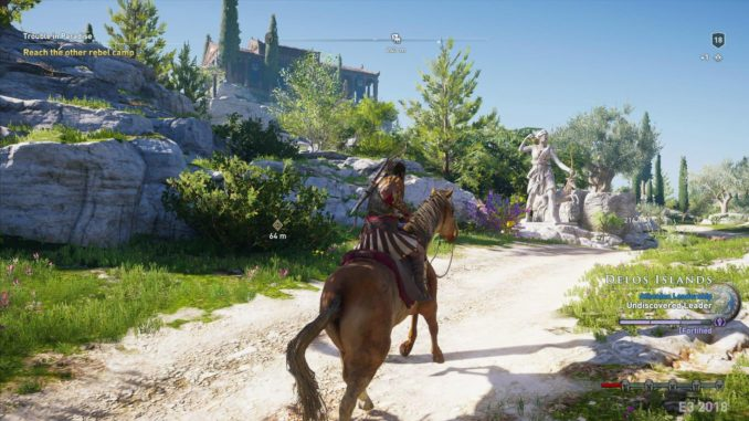 Assassin's Creed Odyssey call mount