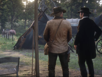Red Dead Redemption 2 A Quiet Time