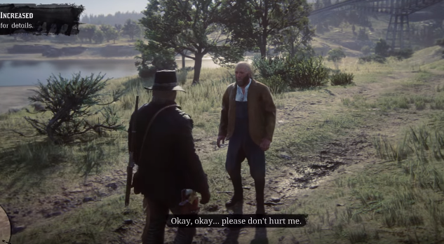Red Dead Redemption 2 Who is Not Without Sin