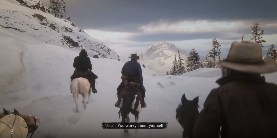 Red Dead Redemption 2 Who the Hell is Leviticus Cornwall