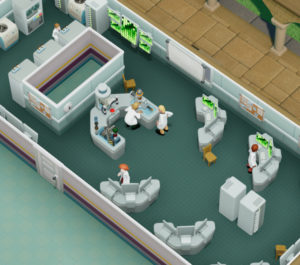 Two Point Hospital Guide