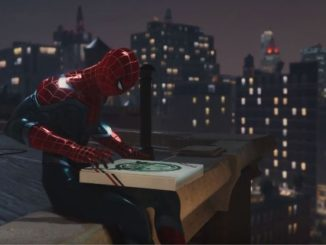 Spiderman The Heist Newsflash