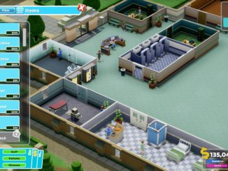 Two Point Hospital Best Items