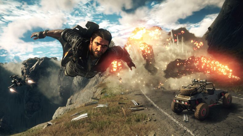 Just Cause 4 Controls PC