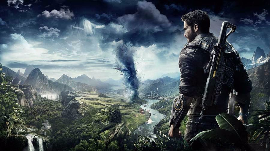 Just Cause 4 Controls XB1