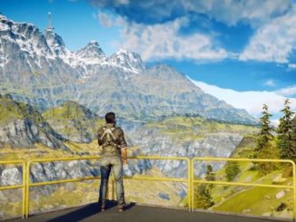 Just Cause 4 Operation Windwalker