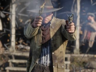 Red Dead Redemption 2 best pistol
