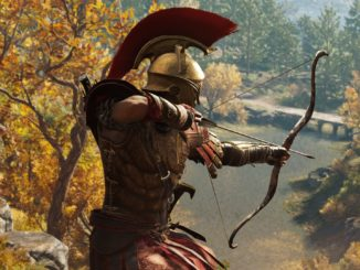 Assassin's Creed Odyssey vine bow