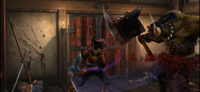 Onimusha Warlords Controls PS4 / Xbox One / Switch -