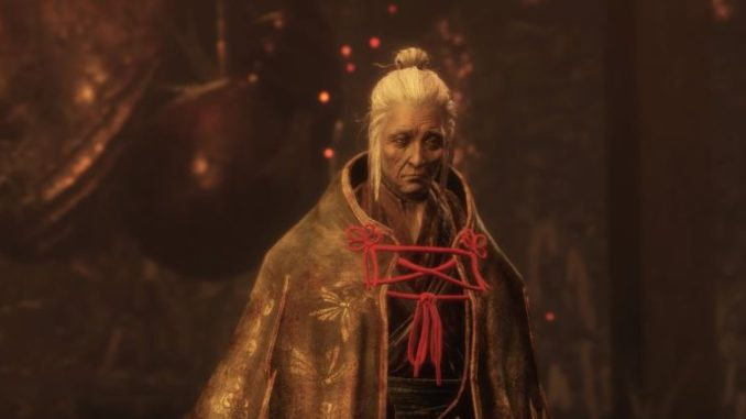 Sekiro Shadows Die Twice Lady Butterfly
