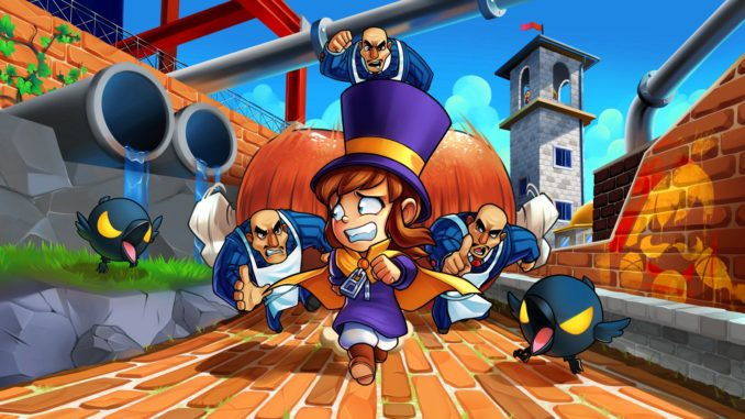 A Hat in Time All Metro Food Combos