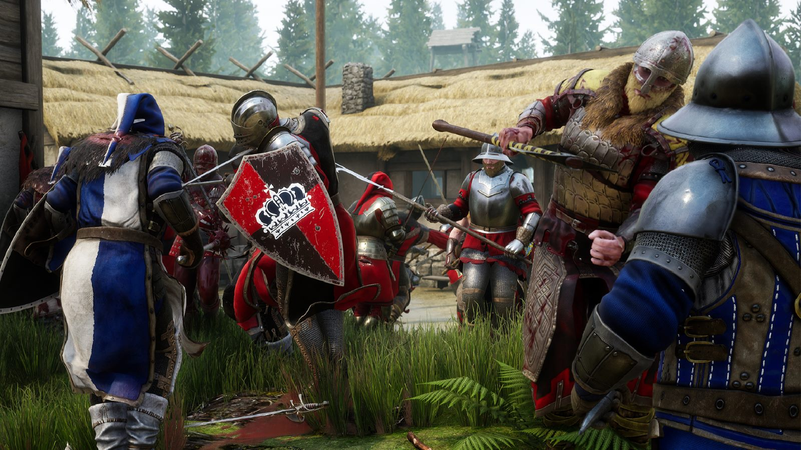 Mordhau - How to Show FPS Counter -