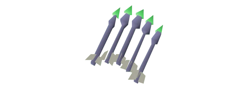Bolts in Old School RuneScape