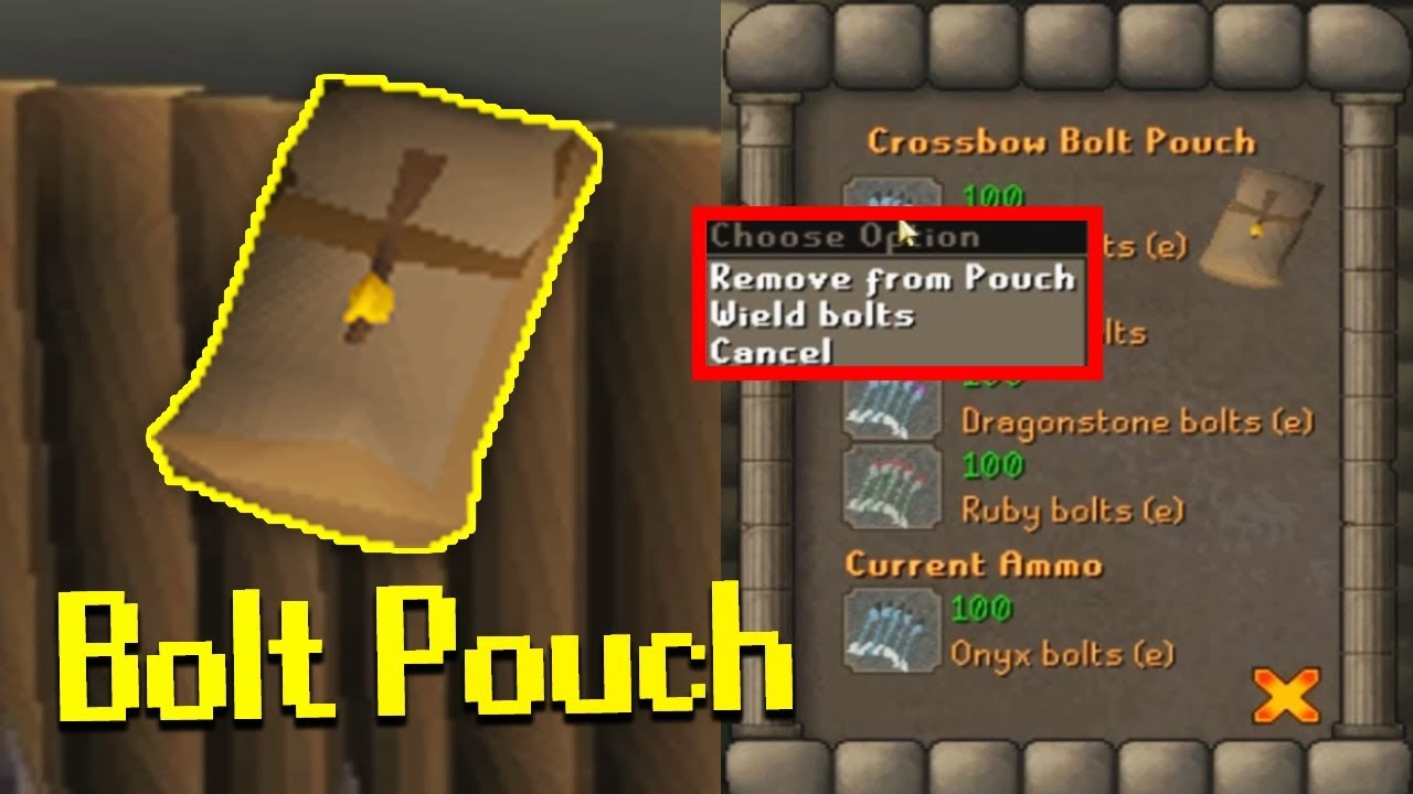 The 10 Best Bolts You Can Get in Old School RuneScape -