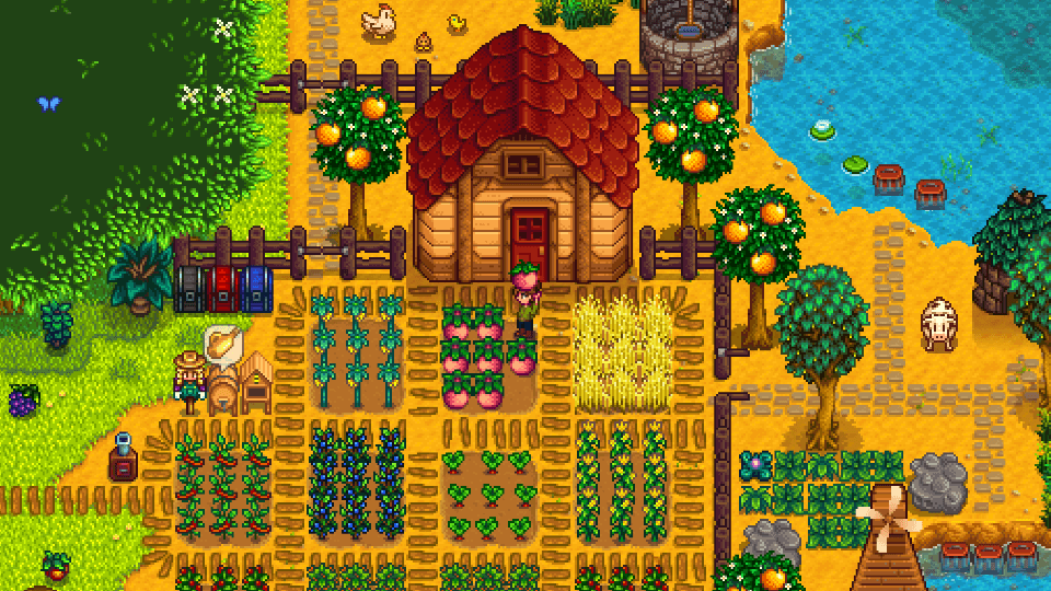 Stardew Valley Miner Or Geologist Pros And Cons