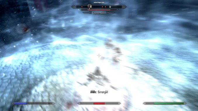 skyrim destruction spells
