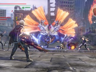 god eater 3 weapons