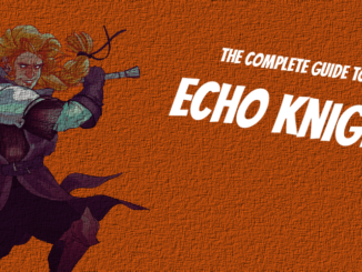 echo knight wildemount
