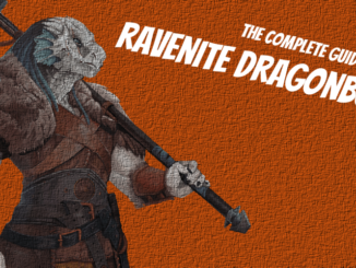 ravenite dragonborn 5e