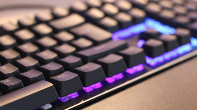 small gaming keyboard