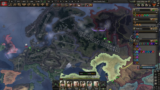 HOI4 Collaboration Government