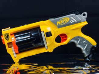 best 3d printer for nerf guns